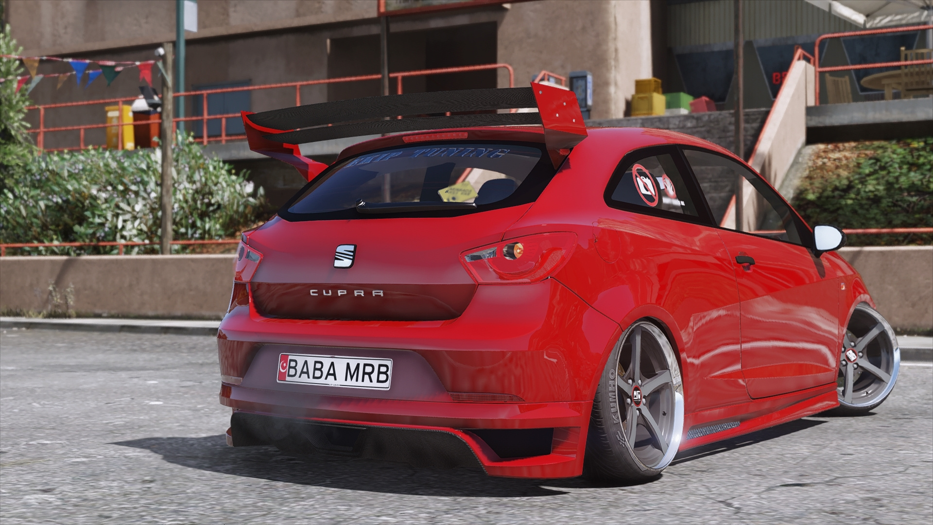 Seat Ibiza Cupra [Add-On] - GTA5-Mods.com
