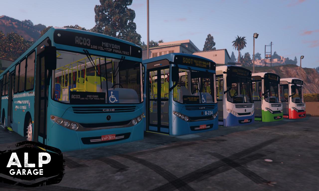 4a4148 Şehir İçi halk otobüsleri pack (18)
