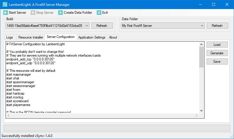 LambentLight (Server Manager for FiveM) - GTA5-Mods com