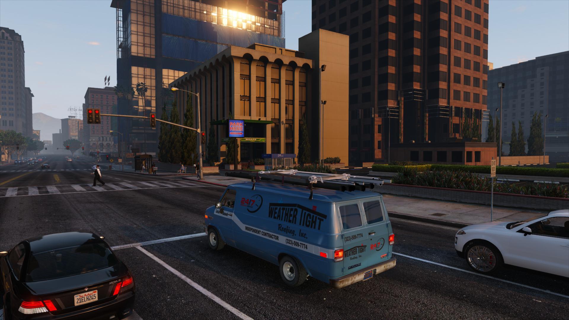 """Service"" Paintjob Pack for hippypunk's Chevy G20 Van [2K ..."