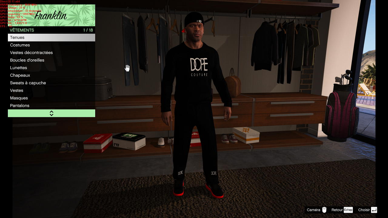 DOPE Clothing Pack - GTA5-Mods.com