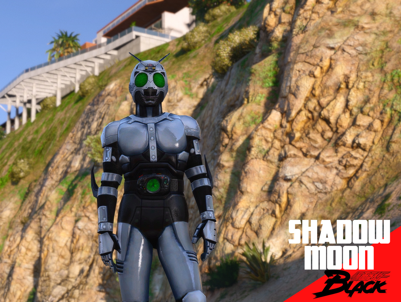 Shadow Moon [Add-On Ped] - GTA5-Mods com