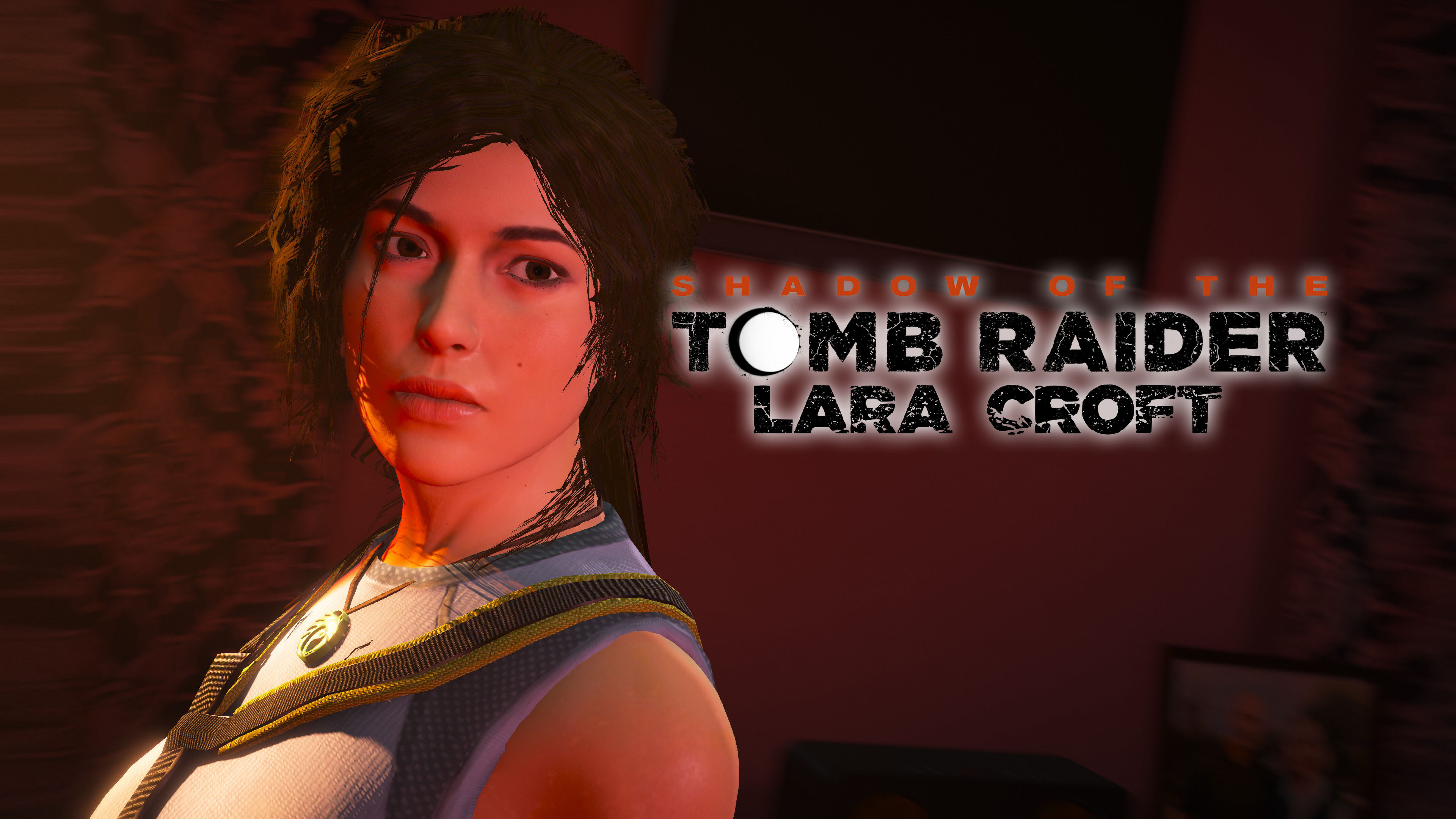 Shadow of The Tomb Raider: Lara Croft v2 (w/ Hair & Cloth Physics