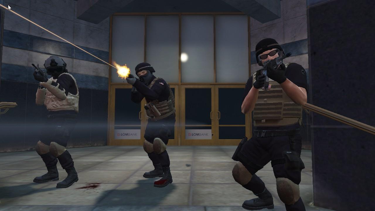 Shadow Soldiers (MW2) - GTA5-Mods com