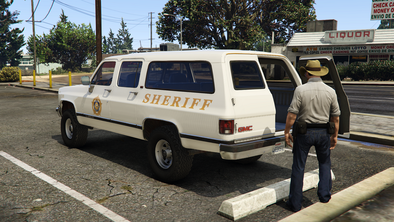 Sheriff Livery For Rossd U0026 39 S 91 Suburban