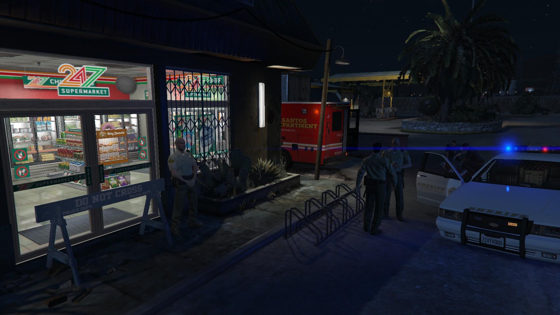 Shop Robbery [Menyoo] - GTA5-Mods com