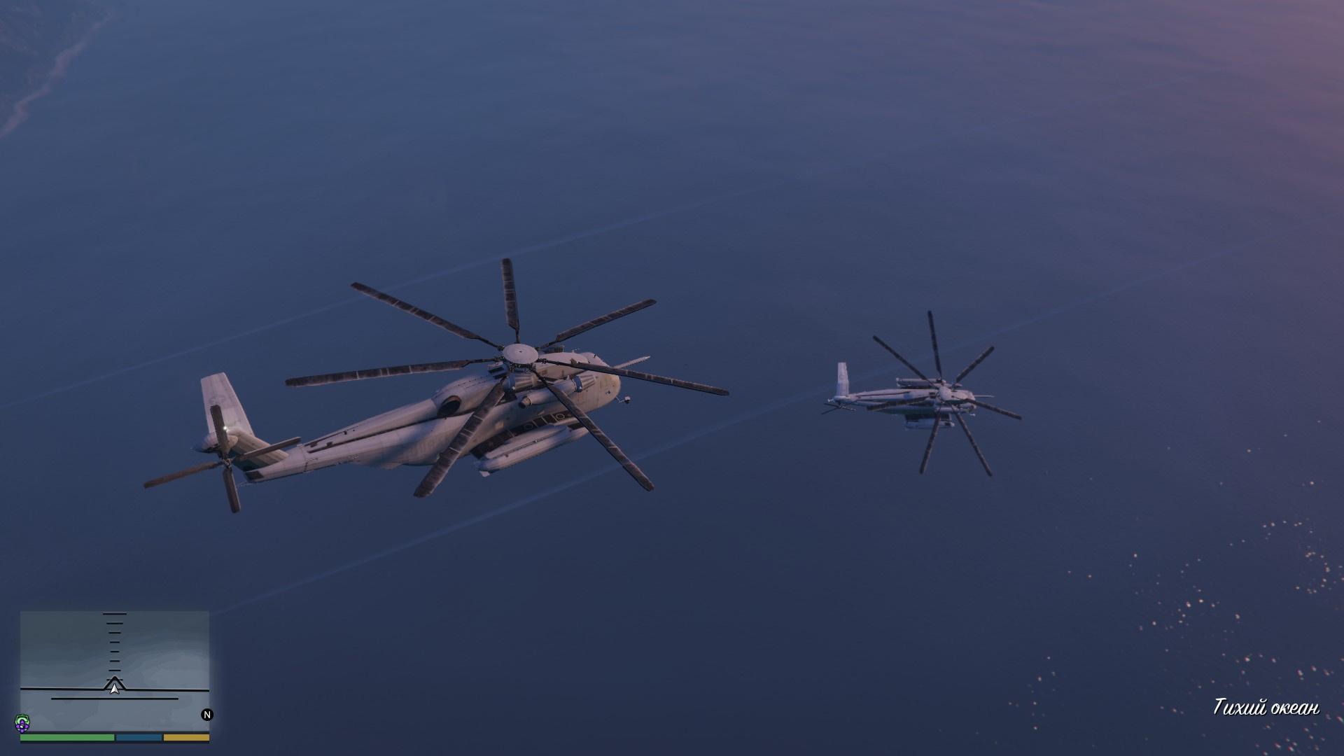 Sikorsky Ch 53 Sea Stallion Add On Replace Gta5 Mods Com