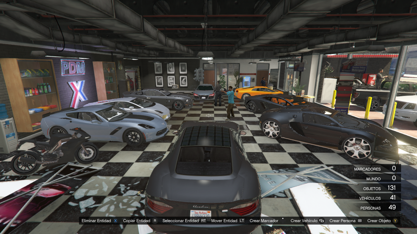 Car Garage simeon new car garage - gta5-mods