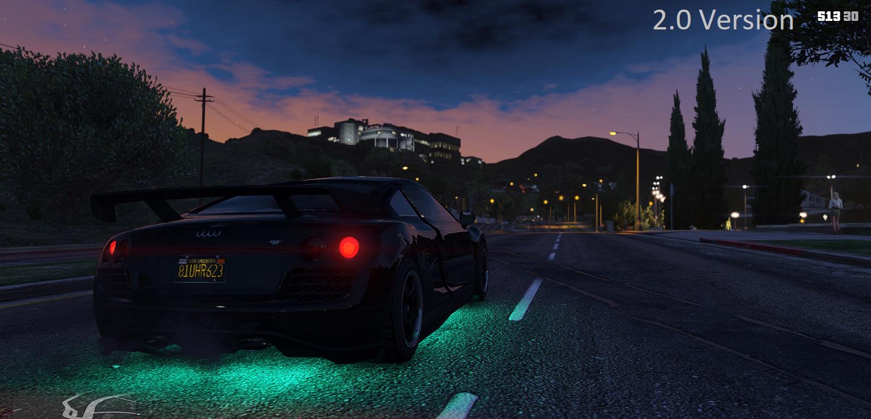 Simple and Beautiful Reshade (UPDATE) - GTA5-Mods com