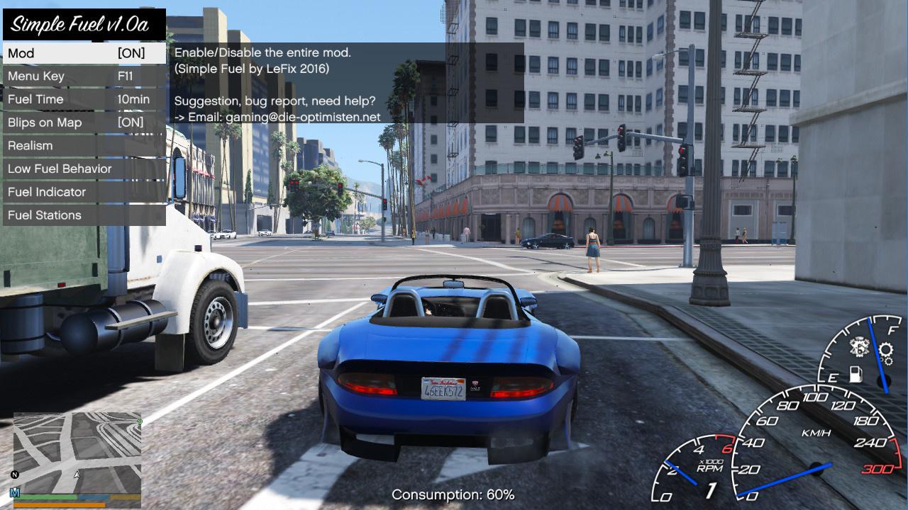 Simple Fuel - GTA5-Mods com
