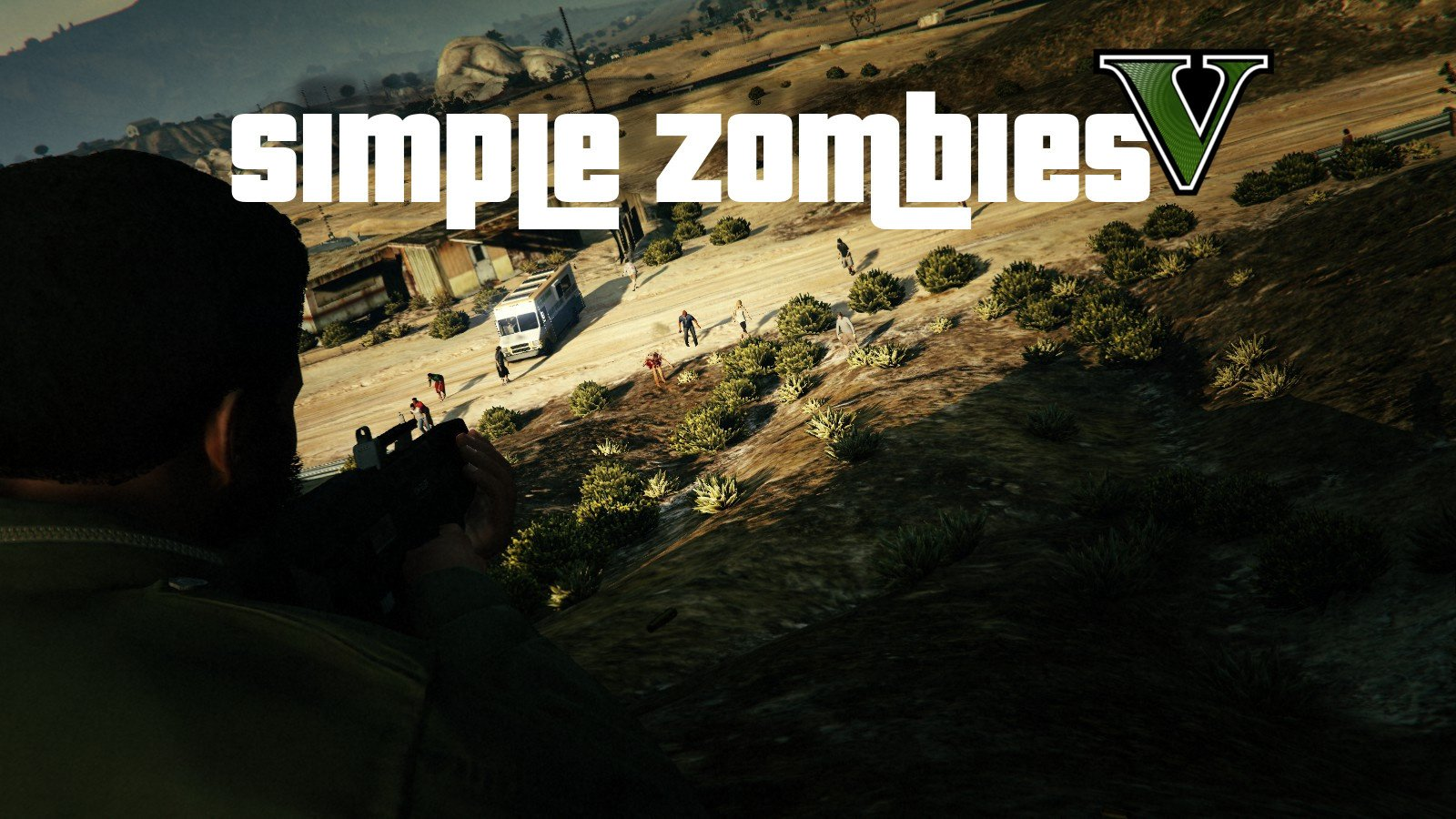 Simple Zombies [ NET] - GTA5-Mods com