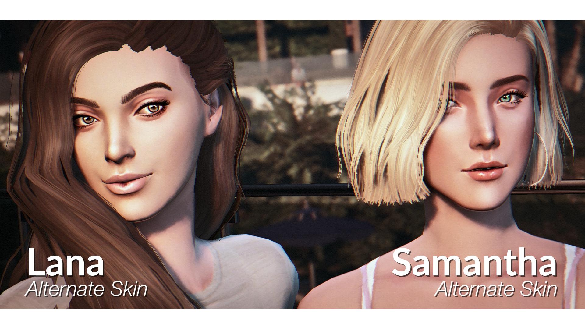 Sims 4 Custom Female Ped Add On Ped Replace Gta5 Mods