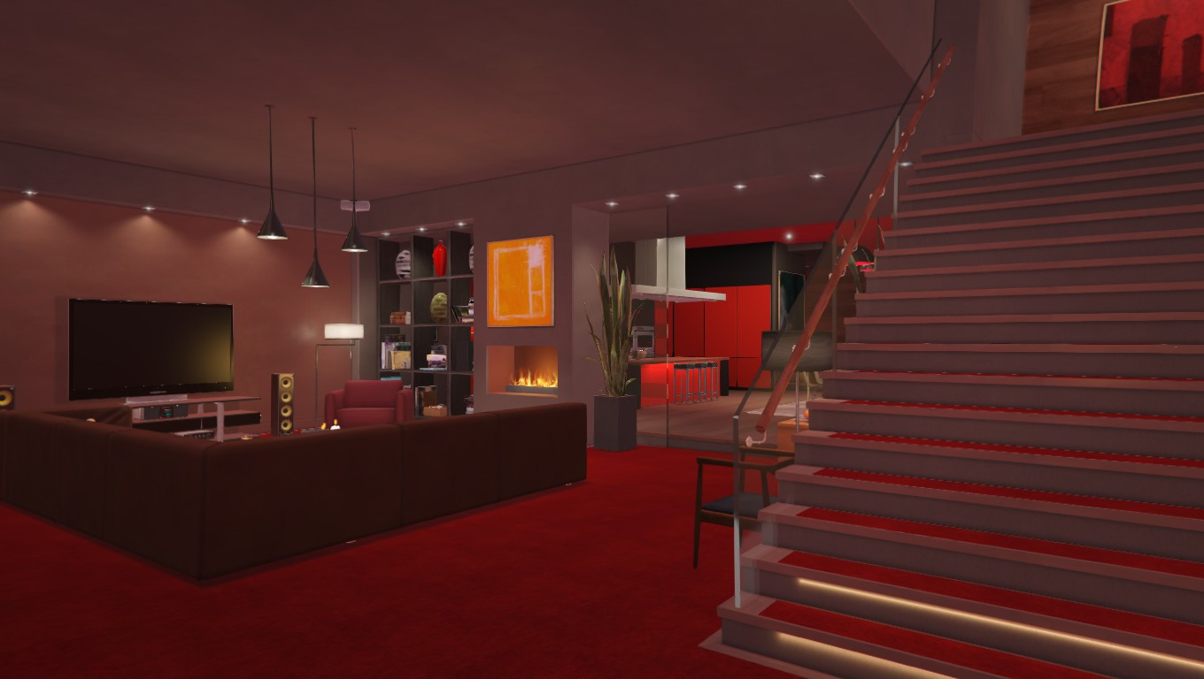 single player apartment deprecated gta5. Black Bedroom Furniture Sets. Home Design Ideas