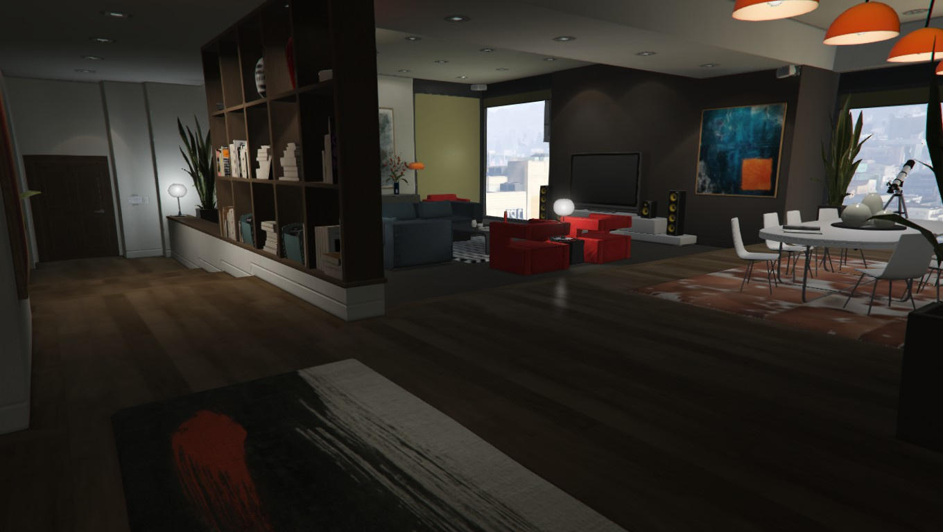 Deprecated] Single Player Apartment - GTA5-Mods com
