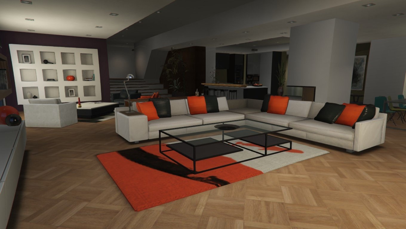 Single Player Apartment Gta5