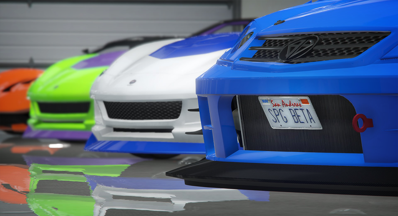 Single Player Garage (SPG) - GTA5-Mods com