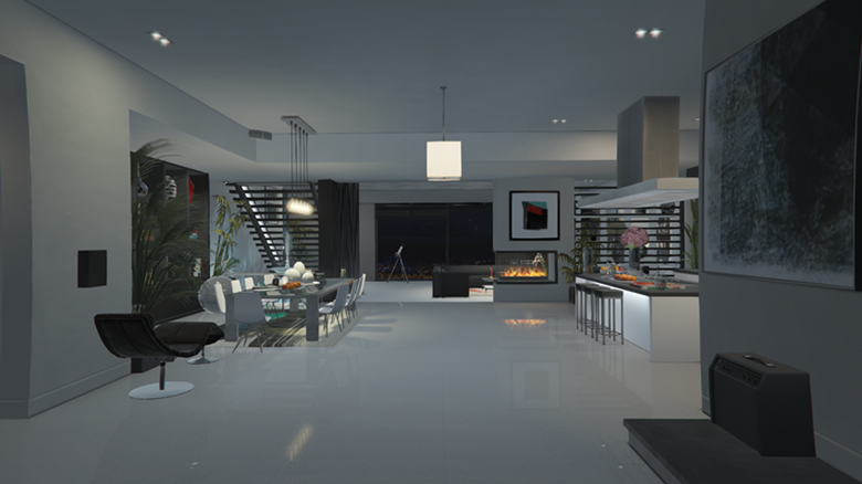 Single Player Mode Custom Apartment [Menyoo / Map Editor ...