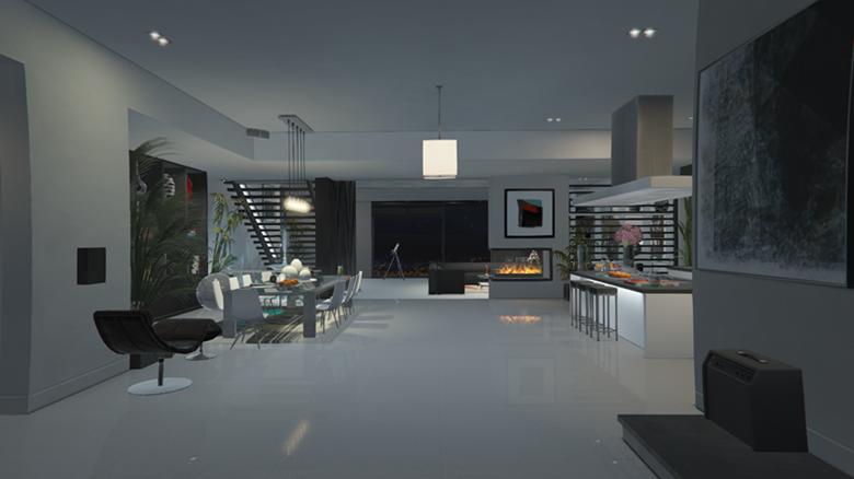 Single Player Mode Custom Apartment Menyoo  Map Editor  GTA5