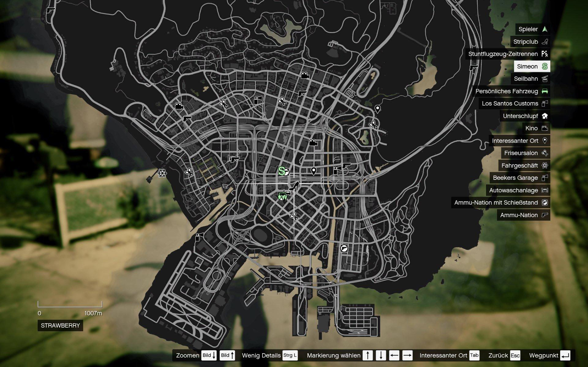 Singleplayer Reveal Map - GTA5-Mods com