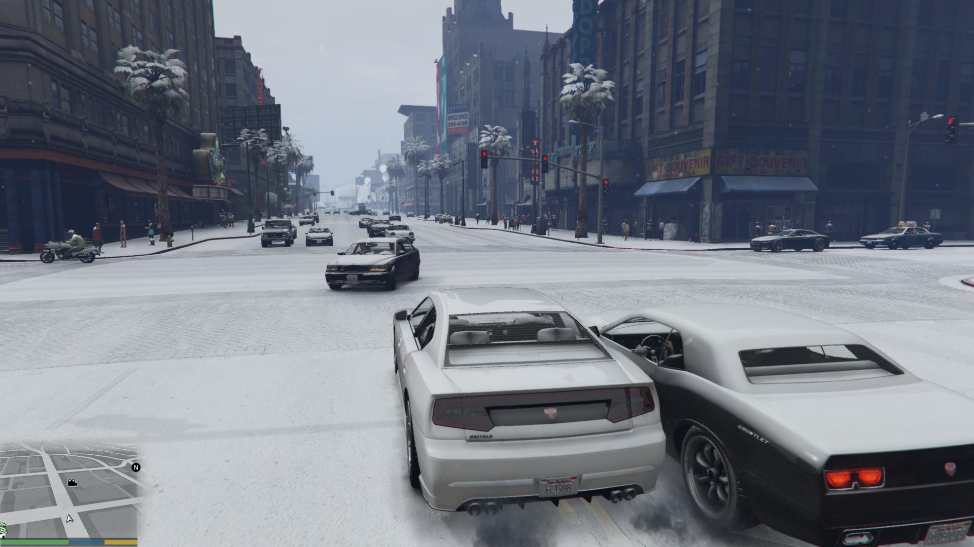 Singleplayer Snow Gta5 Mods Com
