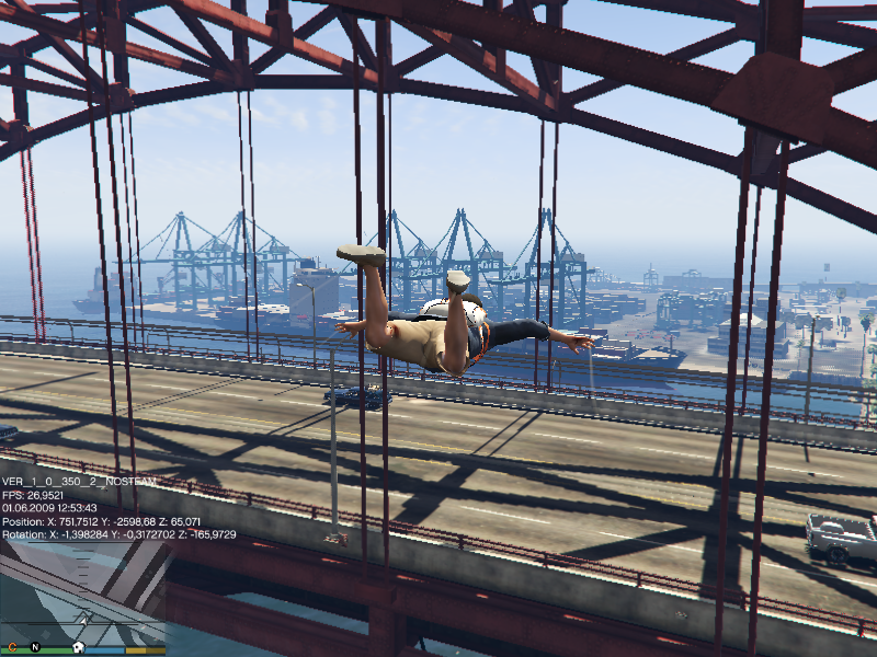 how to wear parachute in gta 5