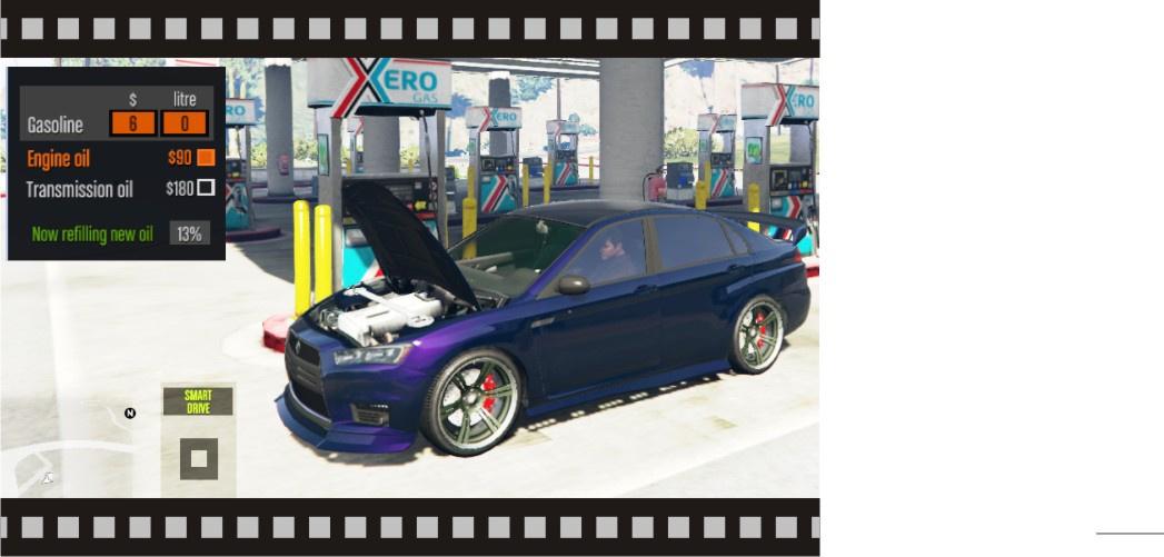 Smart Fuel Mod V [Pertamina] - GTA5-Mods com