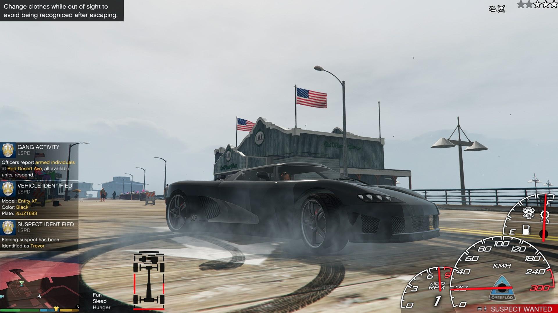So I Smoke Right Burnout Mod - GTA5-Mods.com