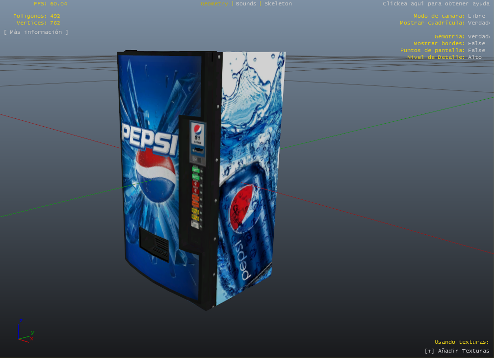 pepsi soda machine