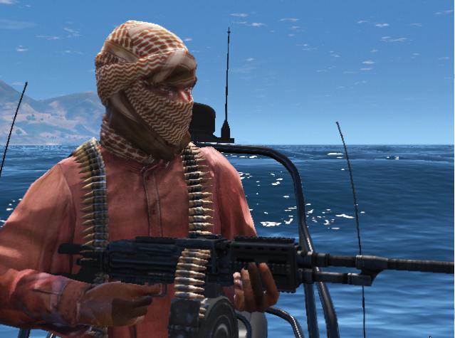 gta 5 pirate