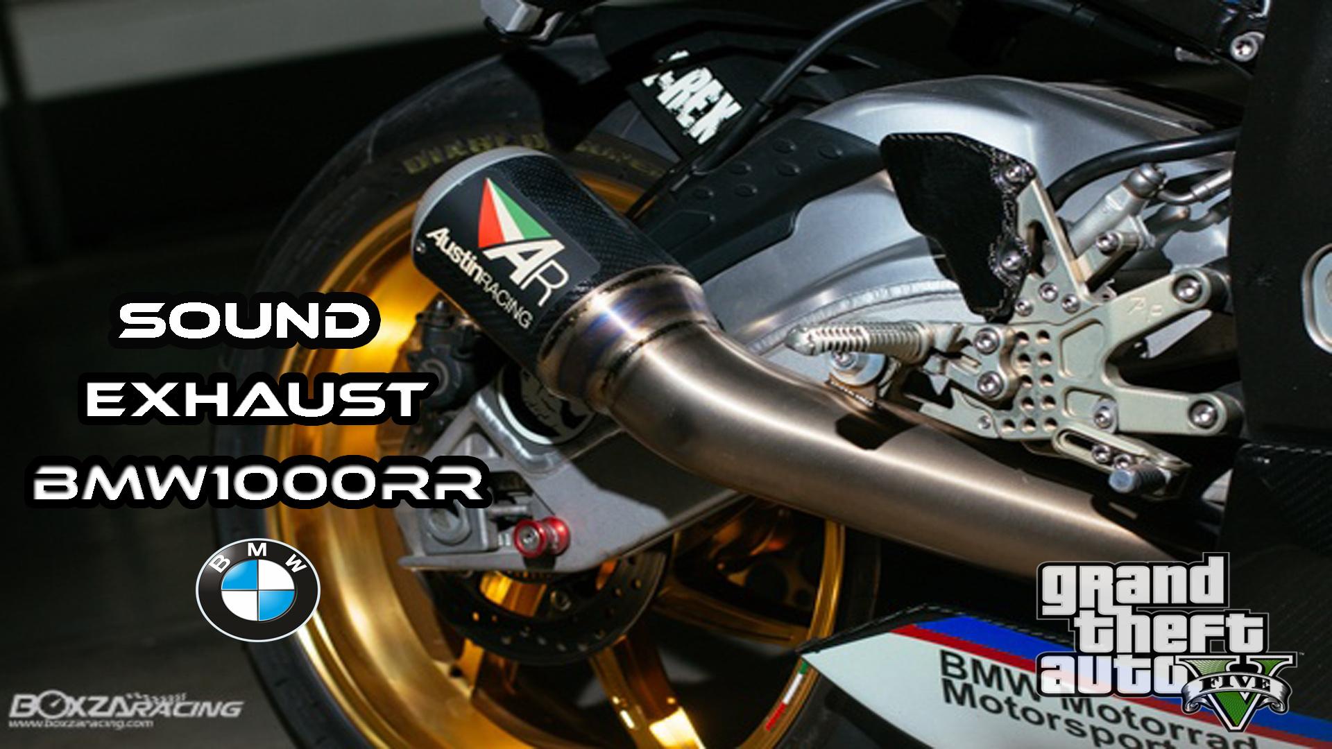Bmw1000rr Exhaust Sound Gta5 Mods Com