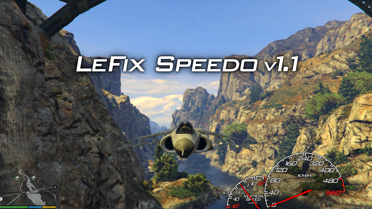 Speedometer - GTA5-Mods com