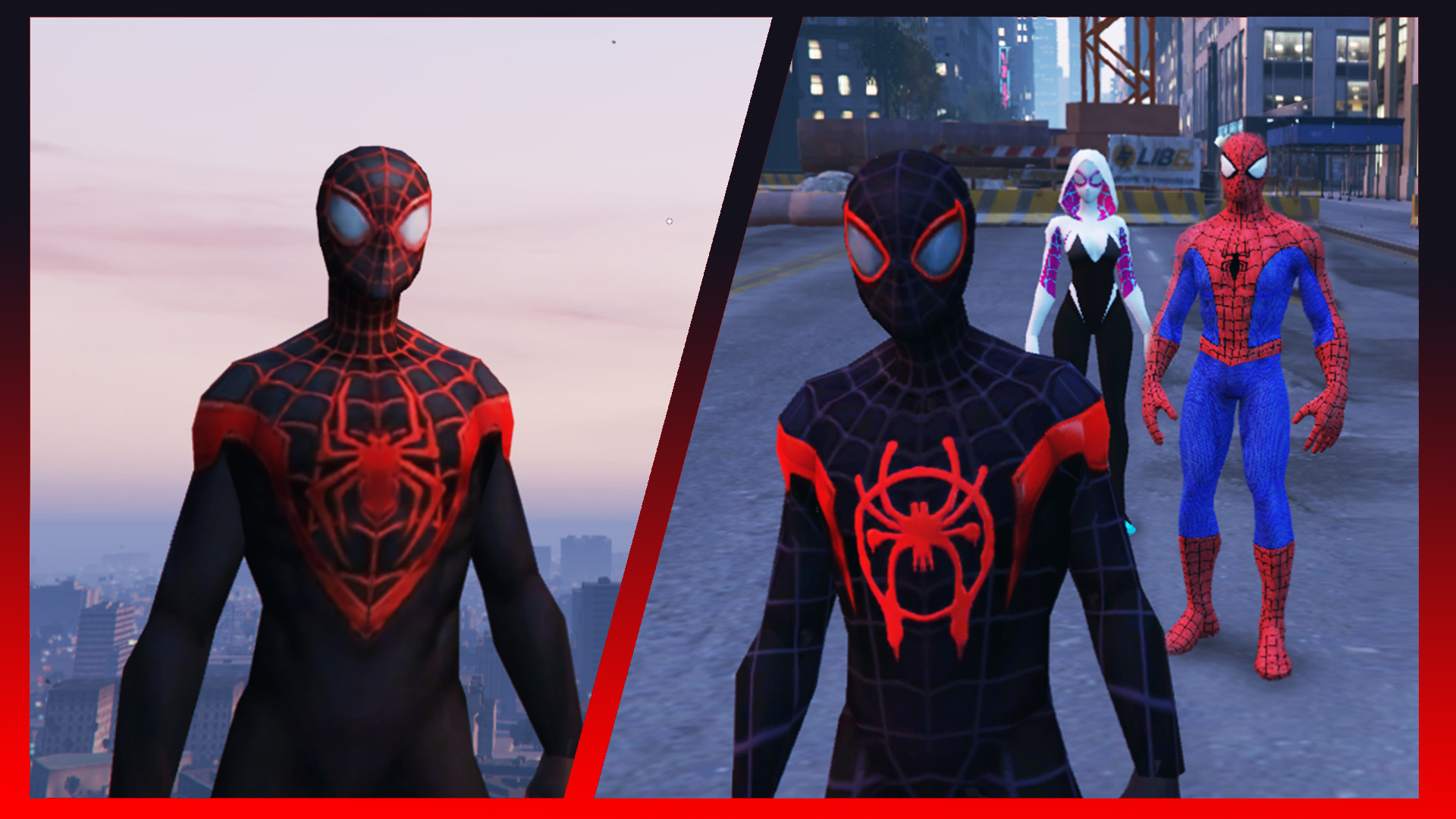 Miles Morales Spider Man Into The Spider Verse Mff Add On Ped