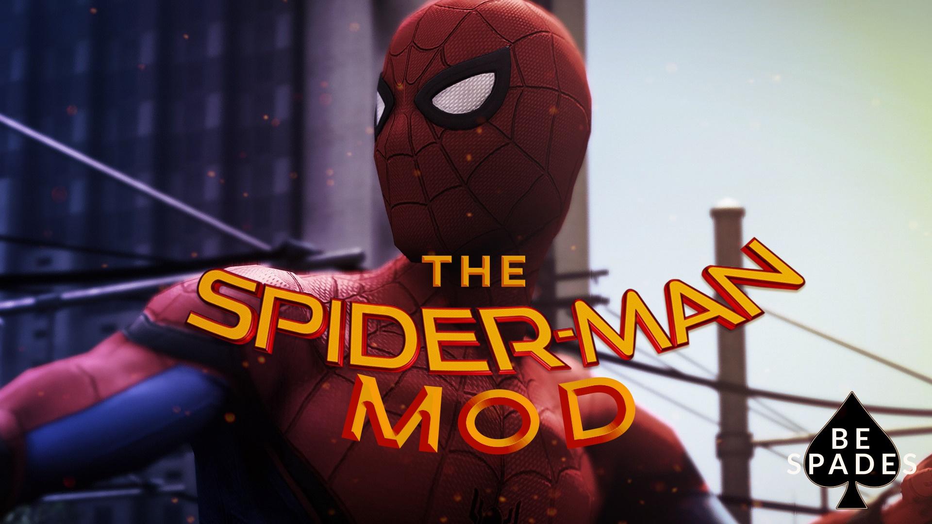 Gta spiderman mod game download free