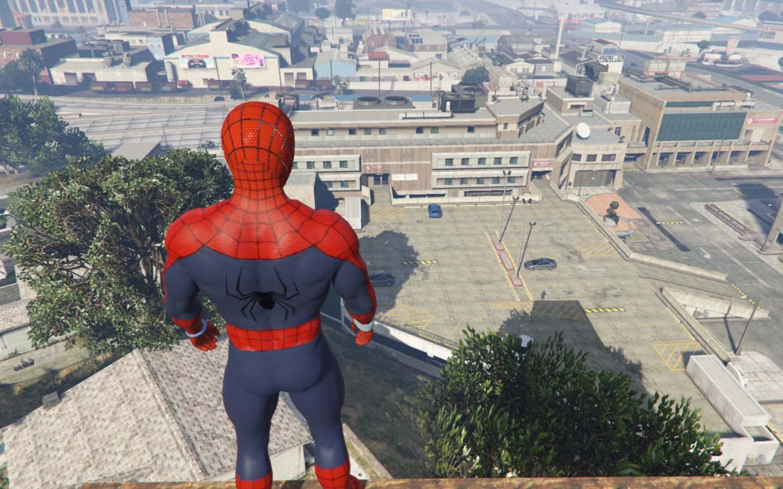 gta 5 spiderman mod download ps3