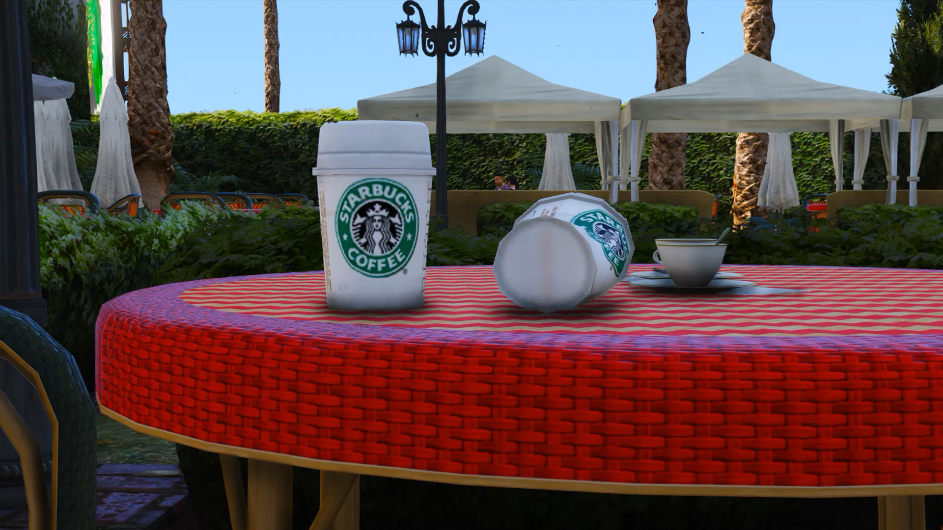 Starbucks Coffee GTA5 Mods