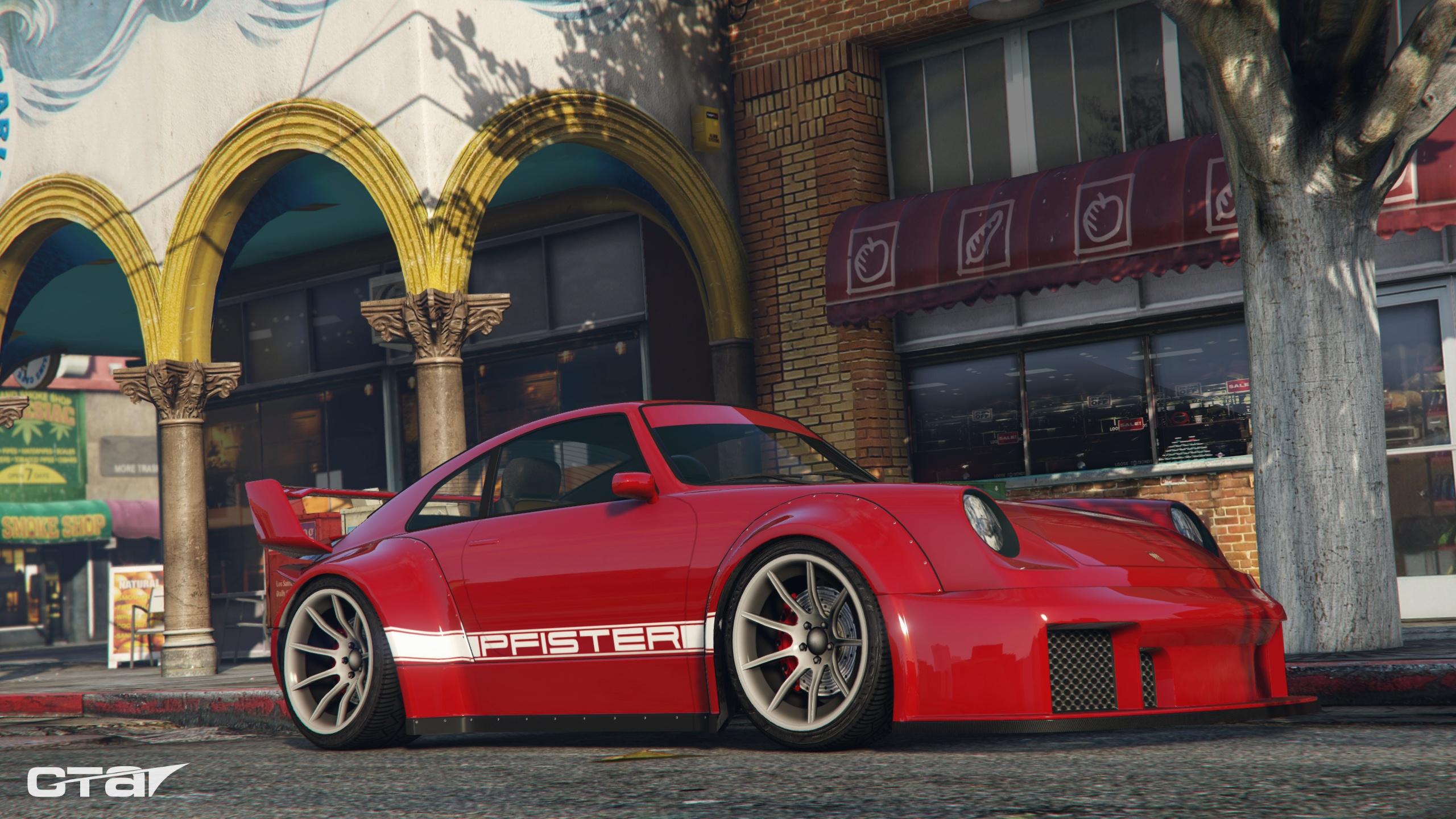 Street Liveries for Comet Retro Custom - GTA5-Mods com