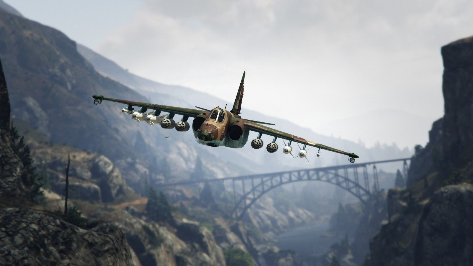 Su 25 Add On Replace Gta5 Mods Com