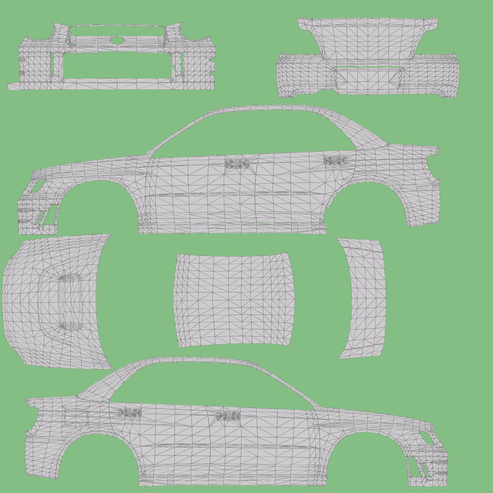 Subaru Impreza WRX 02 WRC Kit [Addon Replace] [Template] GTA5