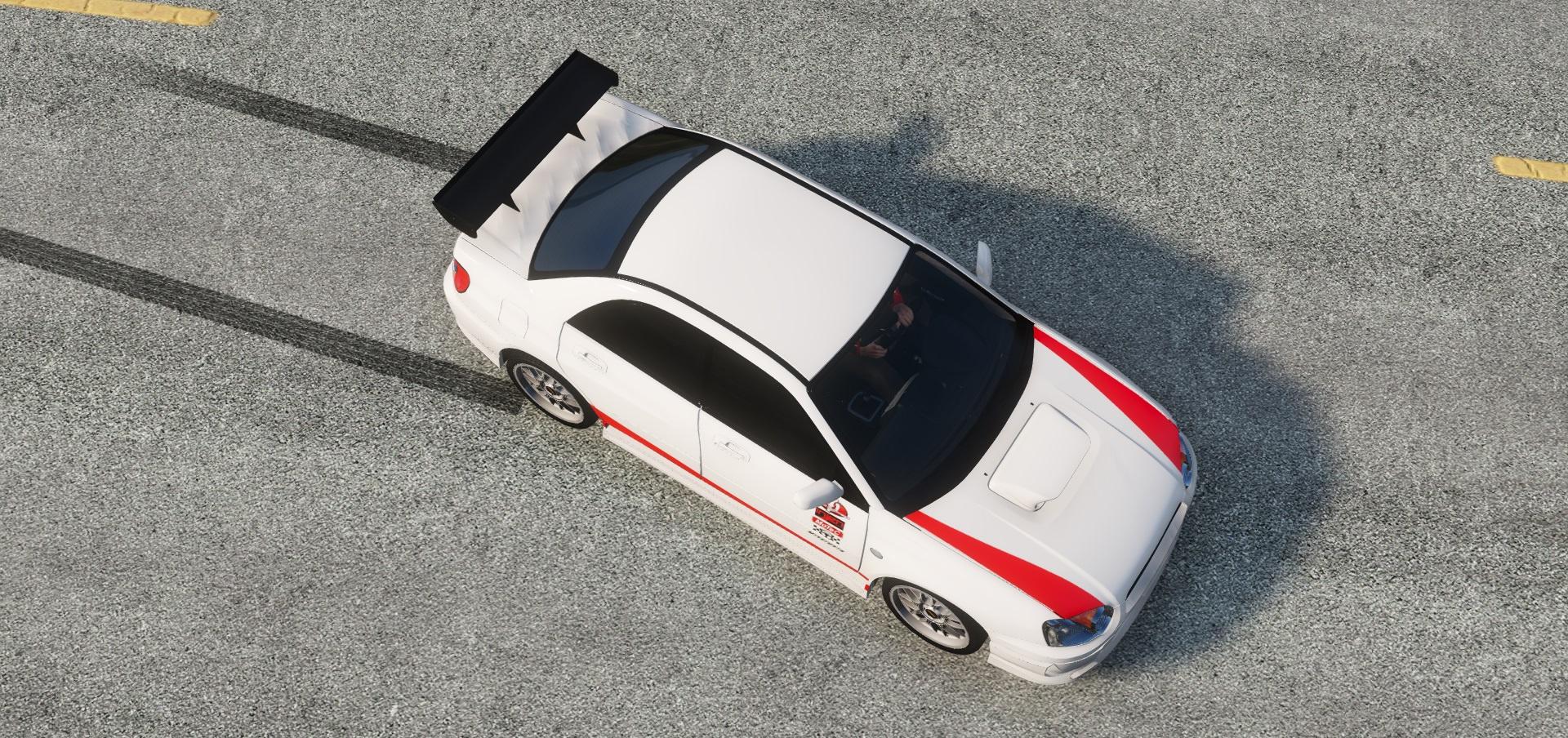 Subaru Impreza Wrx Sti 2004 Born To Race Livery Gta5 Modscom Name Of The In E6a676 Btr6