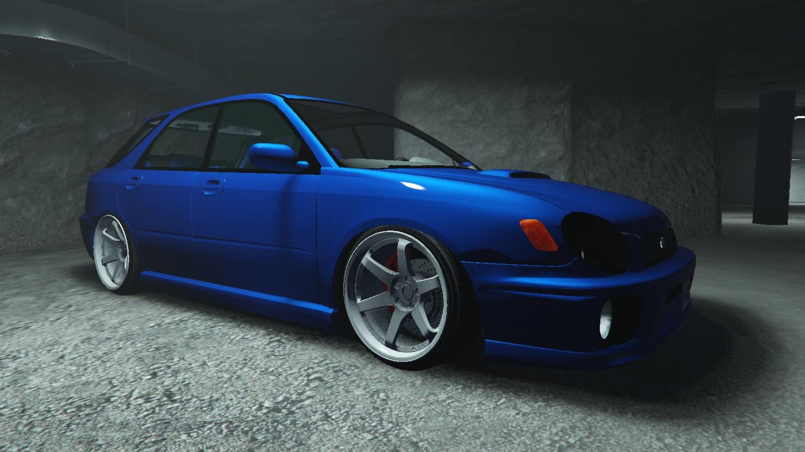 2002 Subaru Wagon Gta5 Mods Com