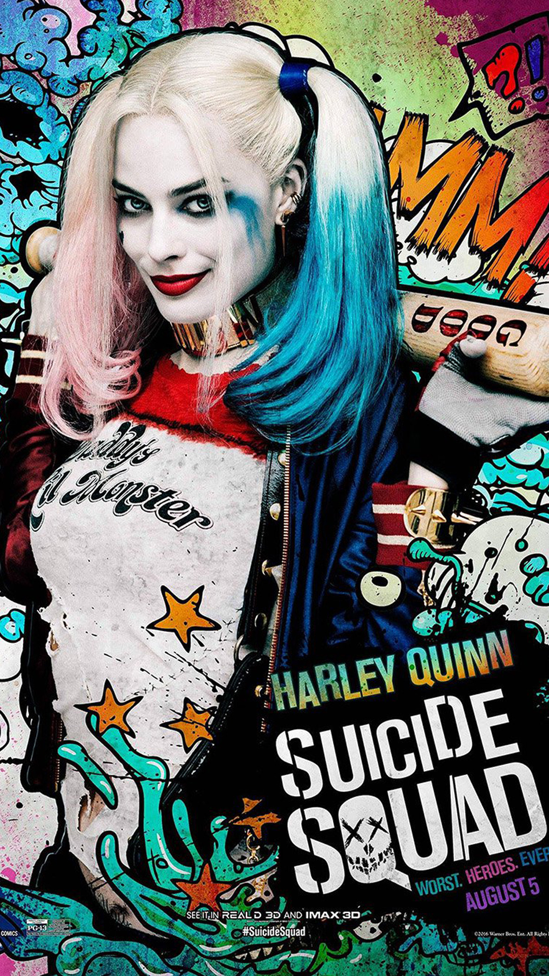 Suicide Squad Phone Wallpaper Pack Gta5 Mods Com