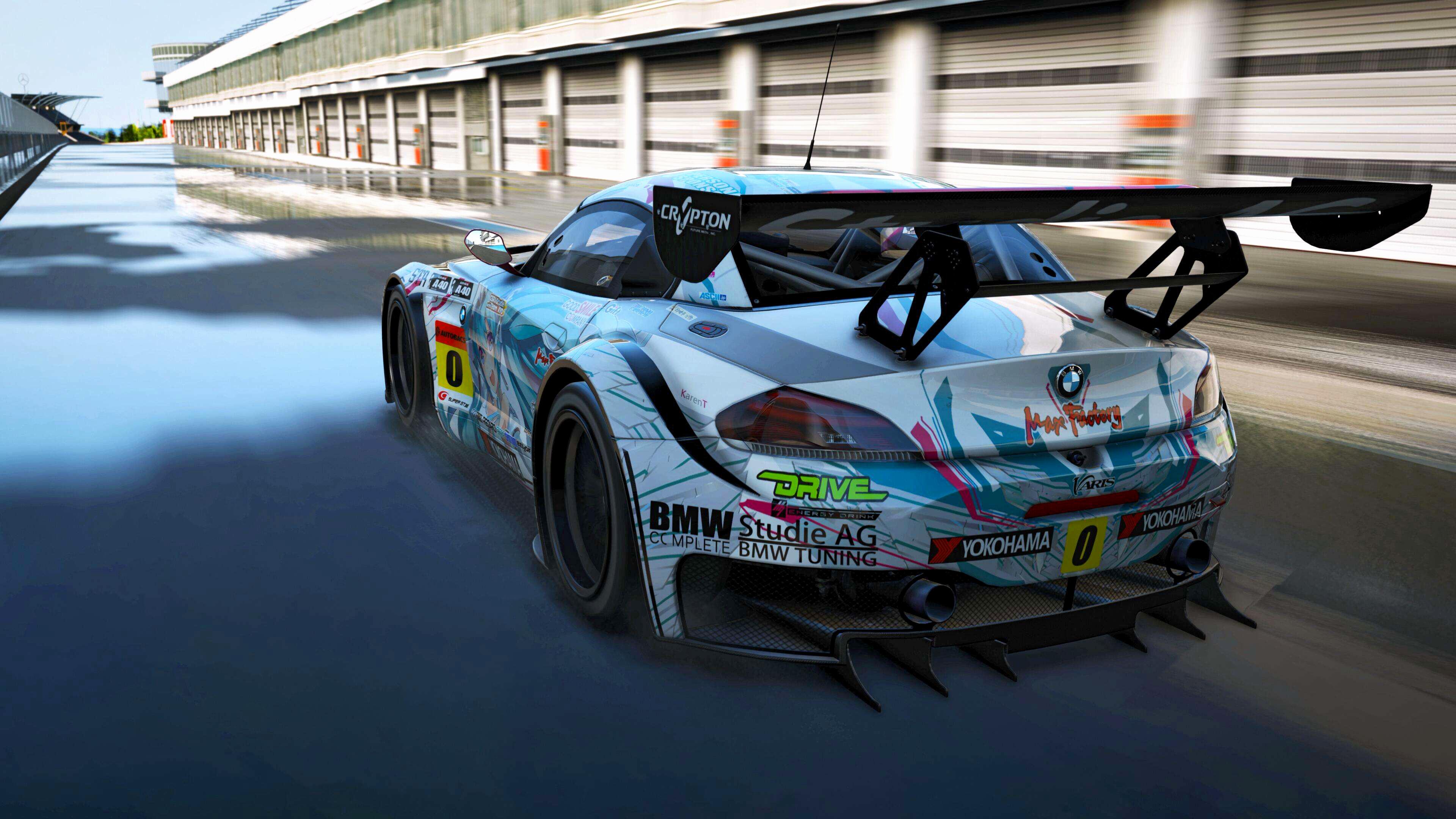 Super Gt 2012 Goodsmile Racing Miku Gta5 Mods Com