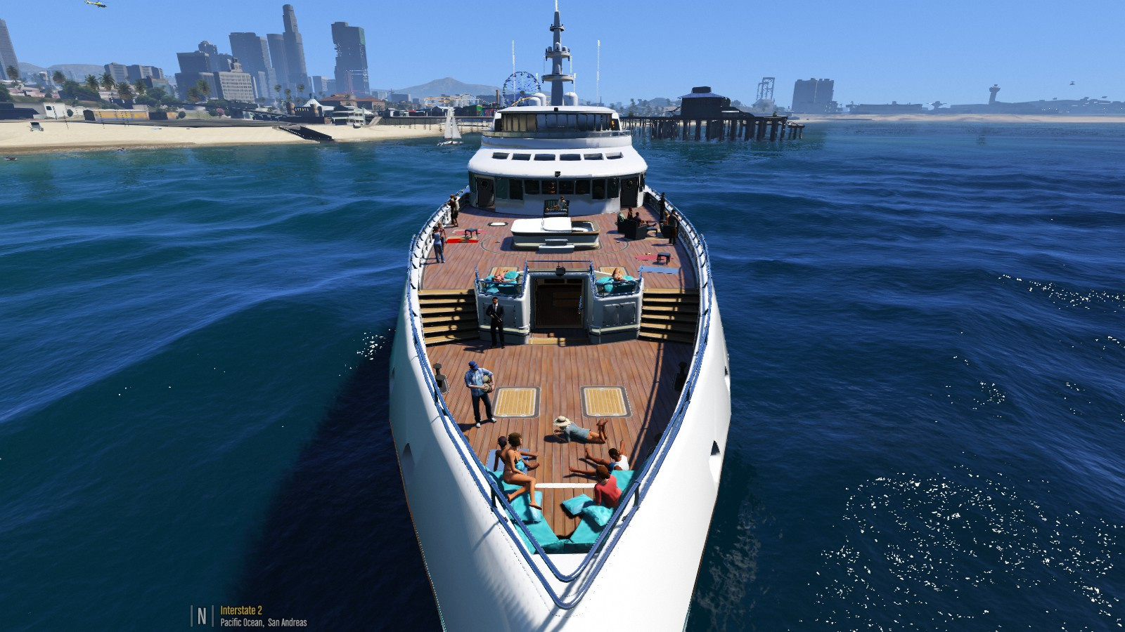 Super Yacht #2 (MAP EDITOR) - GTA5-Mods.com