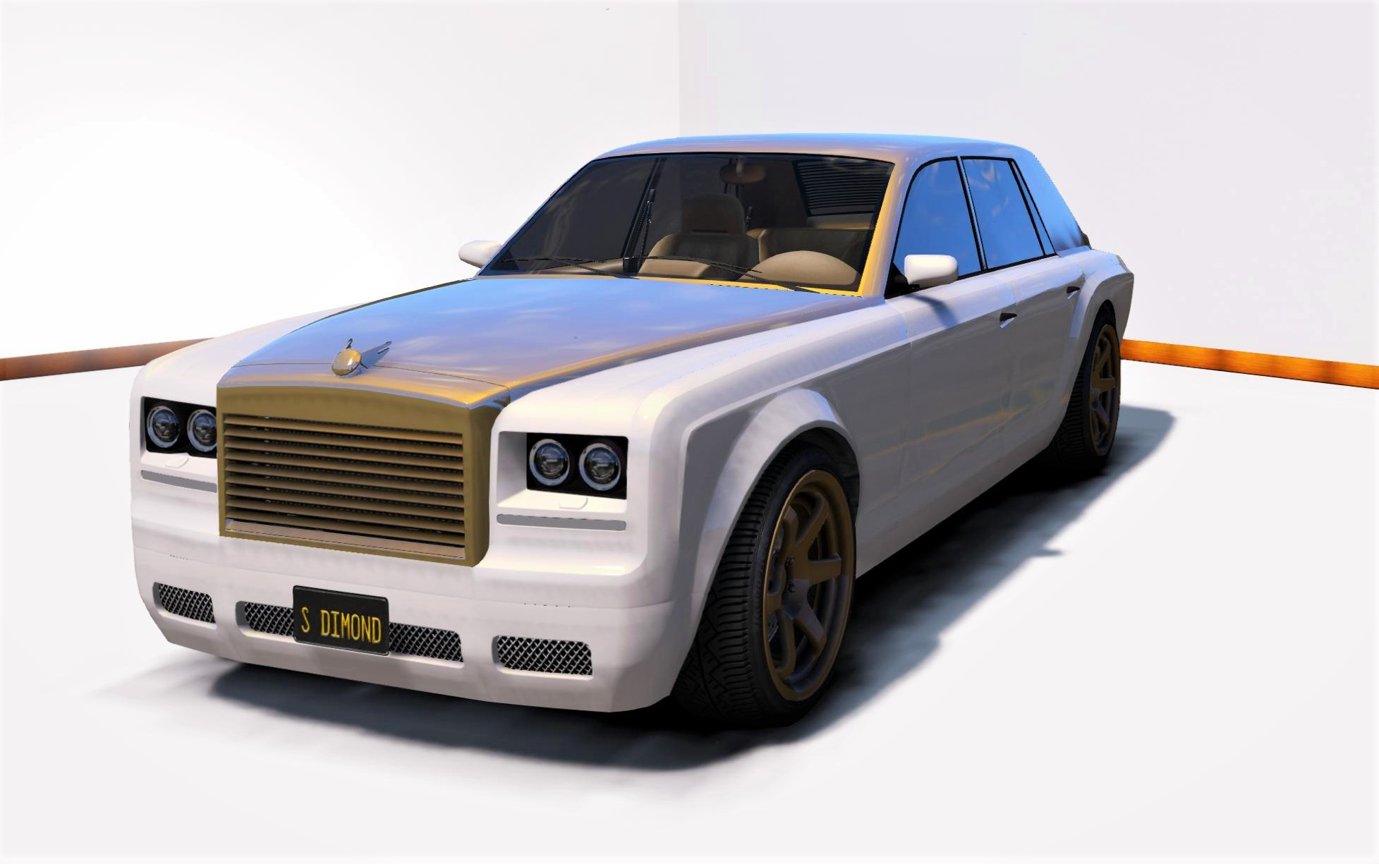Enus Super Diamond Two-Tone - GTA5-Mods.com