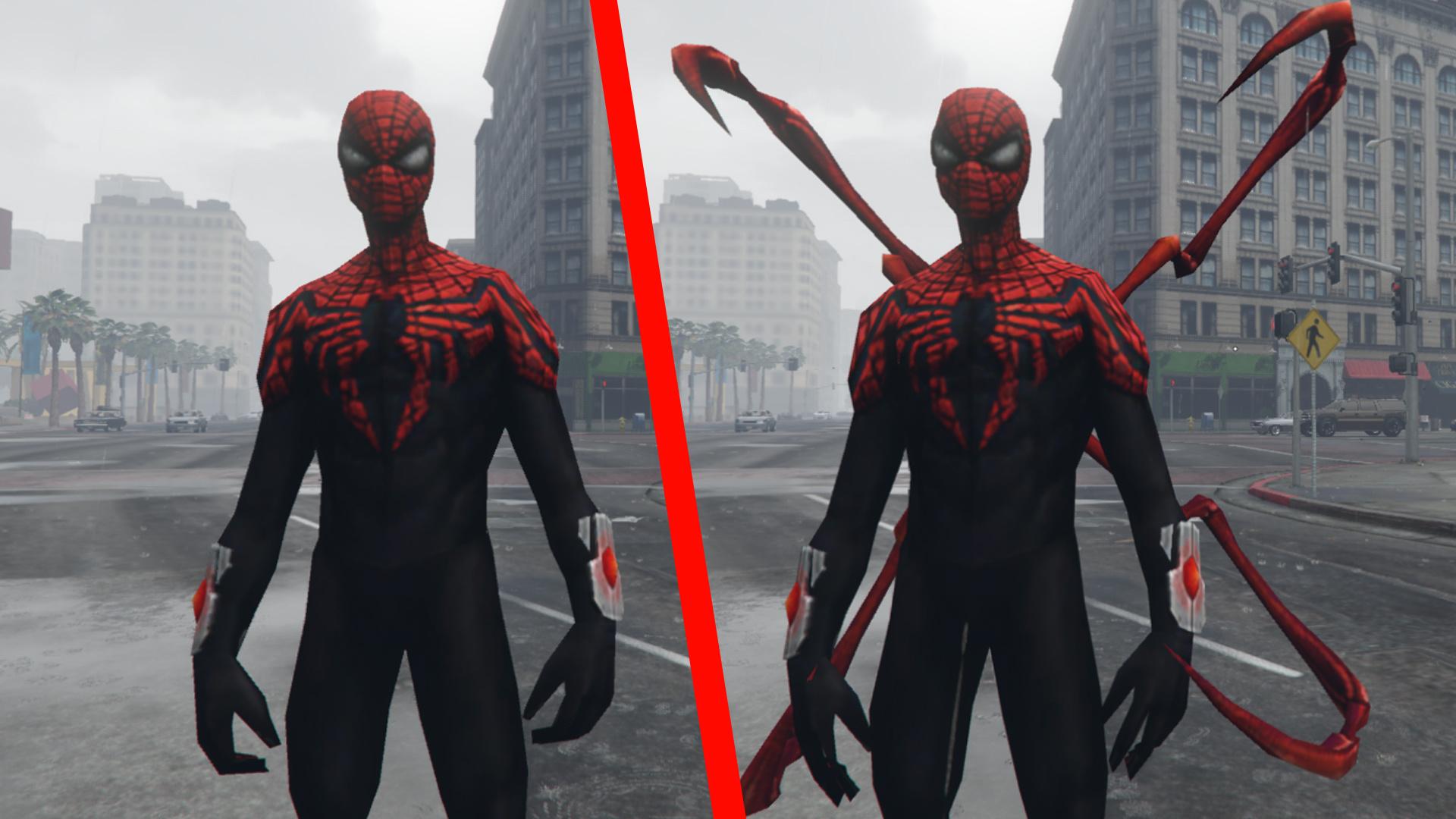 Excited too superior spider man