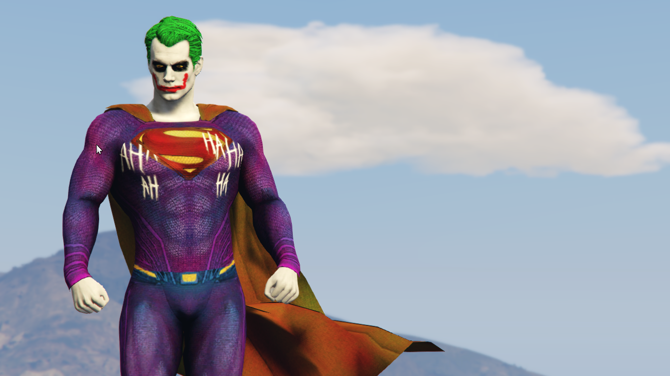 Superman Joker