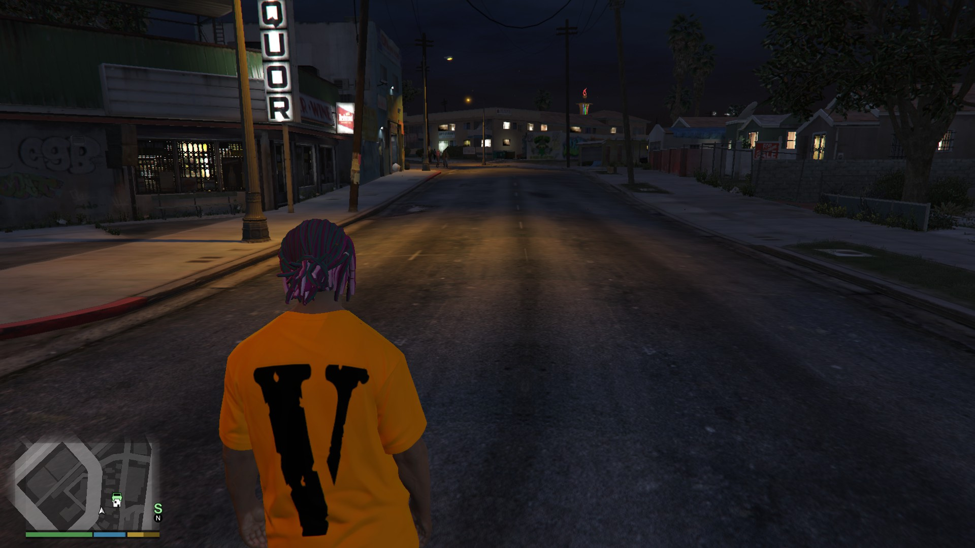 Supreme X Vlone T Shirt Gta5 Mods Com