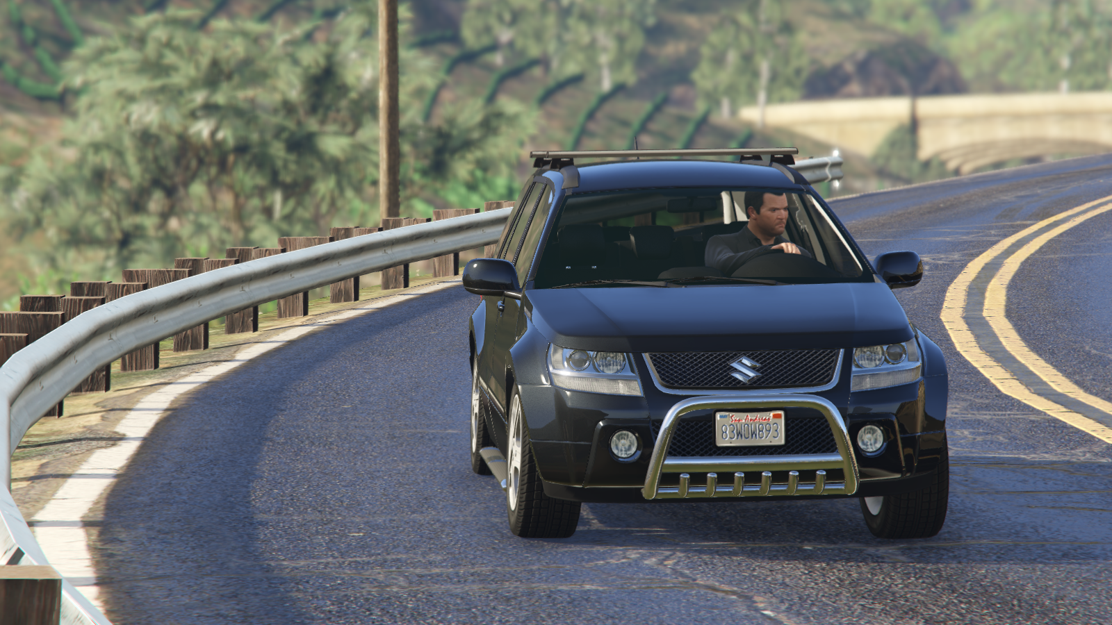 Suzuki Grand Vitara [Add-On / Replace] - GTA5-Mods com
