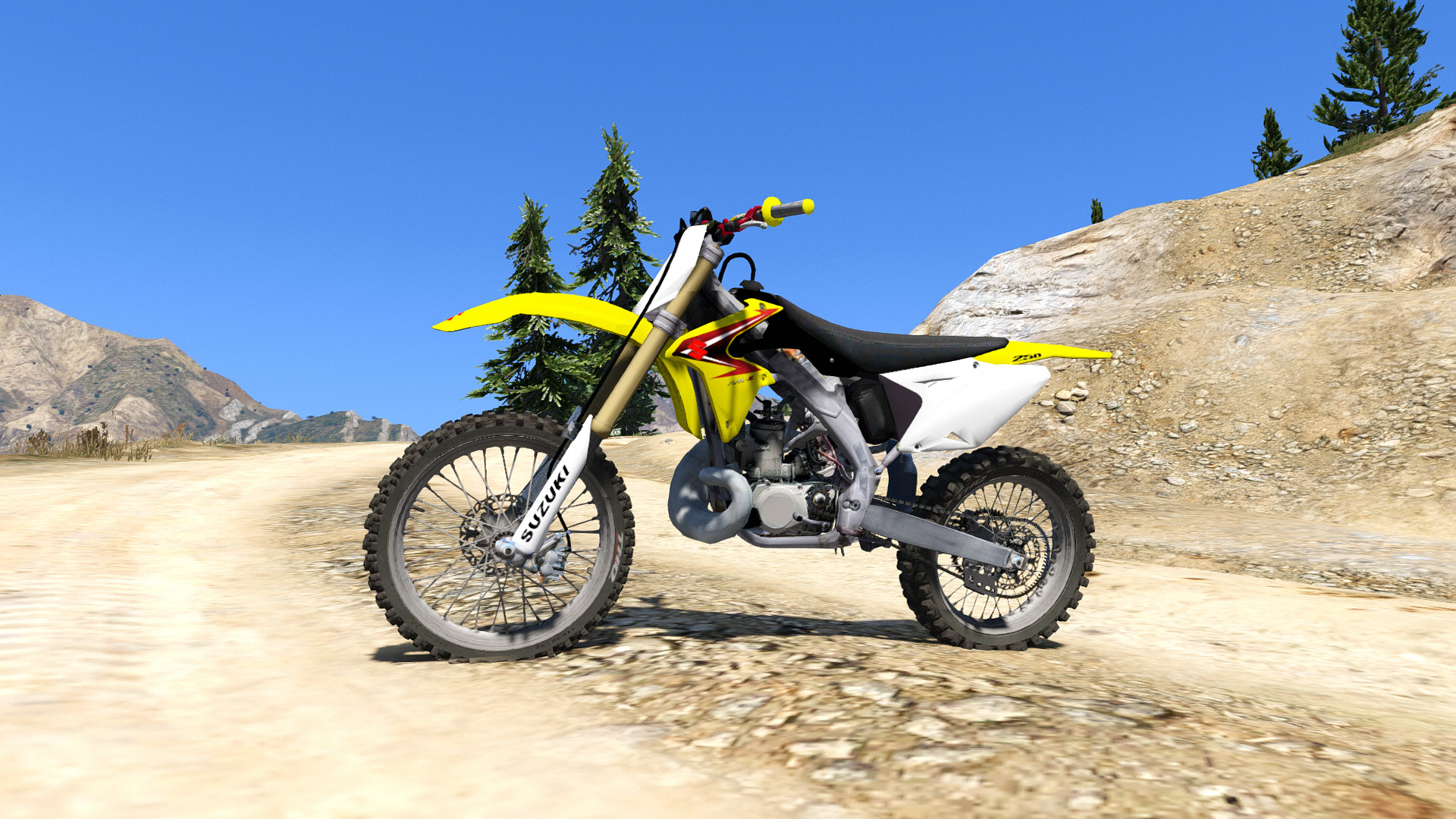 suzuki rm 250 2 stroke gta5. Black Bedroom Furniture Sets. Home Design Ideas