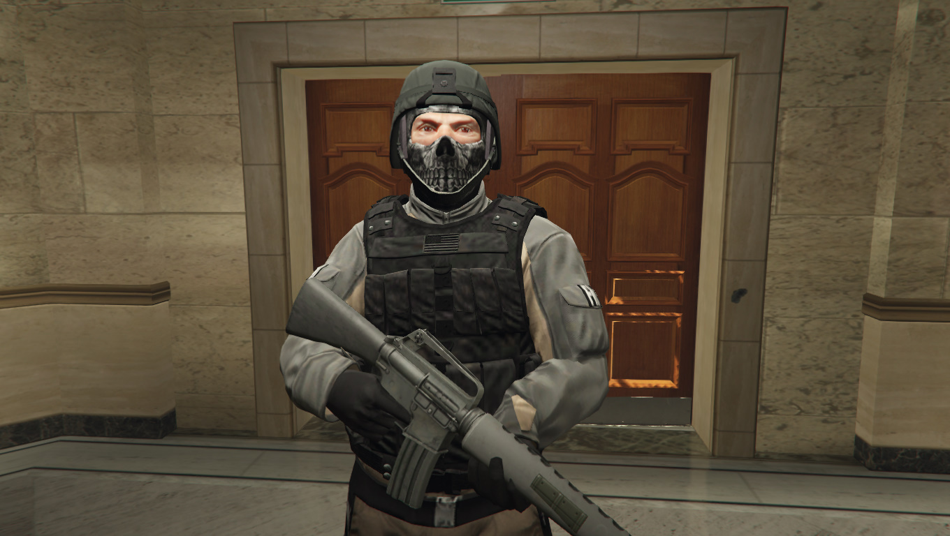 GTA 5 Player Mods - Mask - GTA5-Mods.com